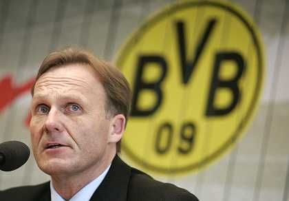 """BVB-Geschäftsführer Hans-Joachim Watzke: """"Die Geschichte zu einem guten Ende bringen"""""""