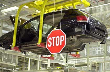 Opel in Rüsselsheim: Geringer Beitrag zur GM-Malaise