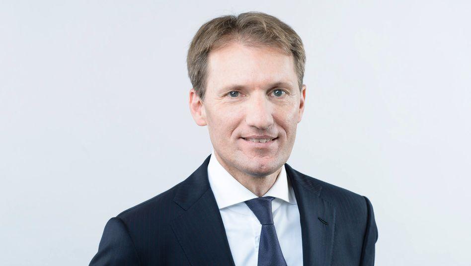 Jean-Jacques Henchoz, neuer Chef der Hannover Rück