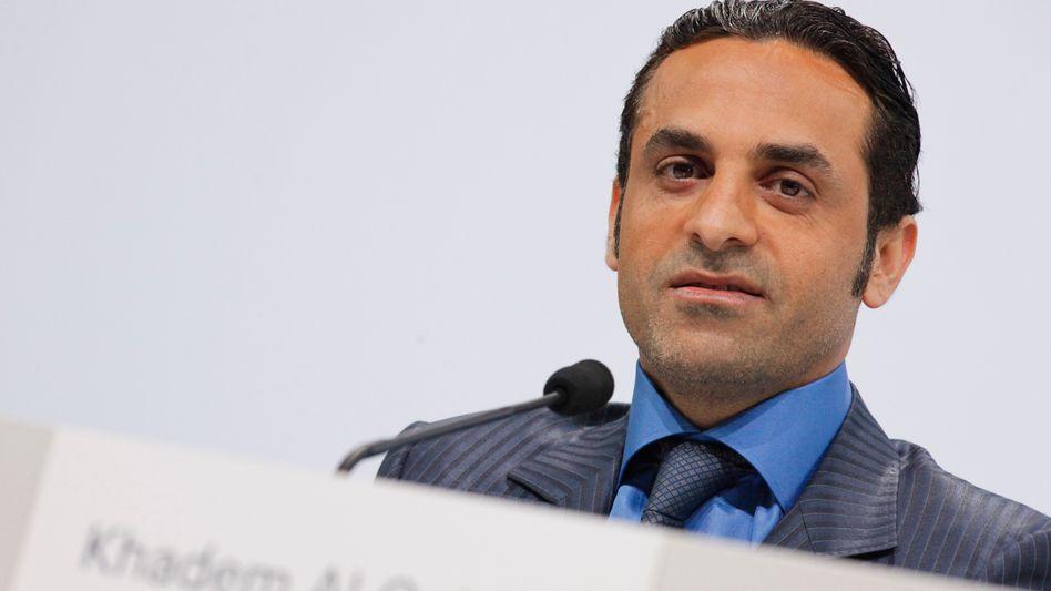 Probleme mit der deutschen Tochter: Ipic-Managing Director Khadam Abdulla Al Qubaisi sieht sich von MAN in Sachen Ferrostaal getäuscht
