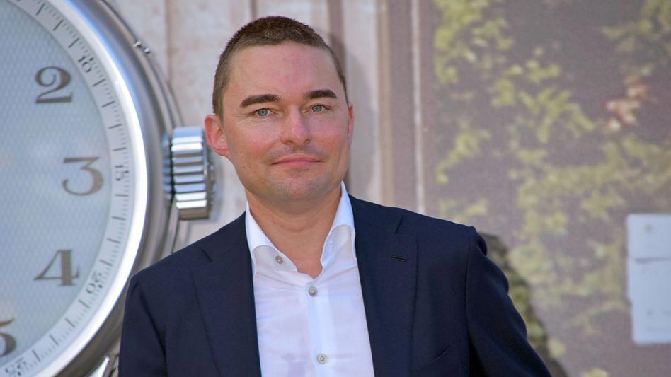 Die Konkurrenz um 100 Millionen Euro überboten: Lars Windhorst.