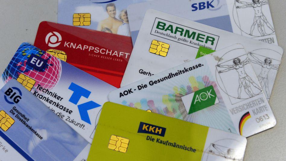 Prämienerstattung: Die gesetzlichen Kassen sitzen auf rund sieben Milliarden Euro Überschüssen