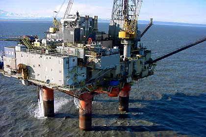 """Öl-Förderplattform: """"Auf lange Sicht gut mit Öl versorgt"""""""