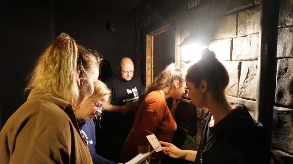 Teambuilding: Ein Besuch im Escape Room Casa Moretta in Hamburg