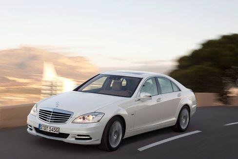 Luxuriöses Geiztalent:Die S-Klasse kommt jetzt auch als sparsamer Hybrid