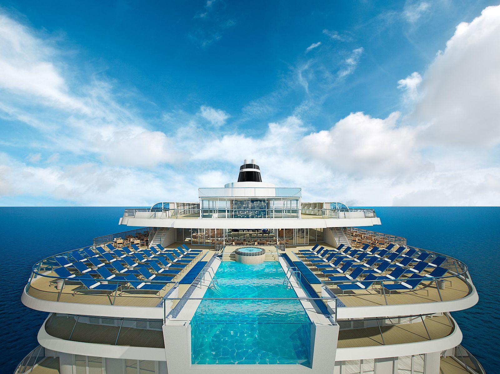 EINMALIGE VERWENDUNG Im Jahr der Schwestern - Die neuen Kreuzfahrtschiffe 2015