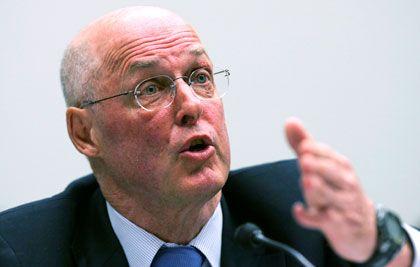 Unter Druck: Ex-US-Finanzminister Paulson
