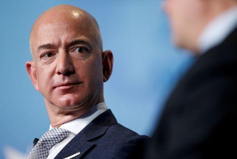 Zieht sich an die Spitze des Aufsichtsrats zurück: Jeff Bezos