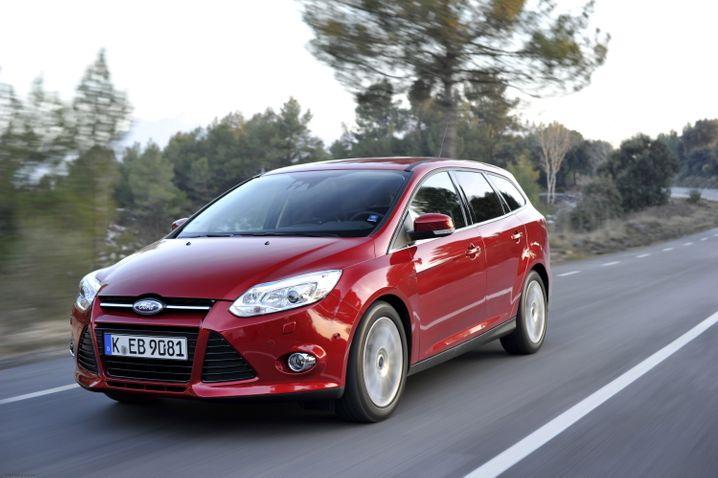 Effizienter Verbrenner von Ford: Ein Diesel-Verbrauch von etwa drei Litern auf hundert Kilometern ist keine Hexerei mehr.