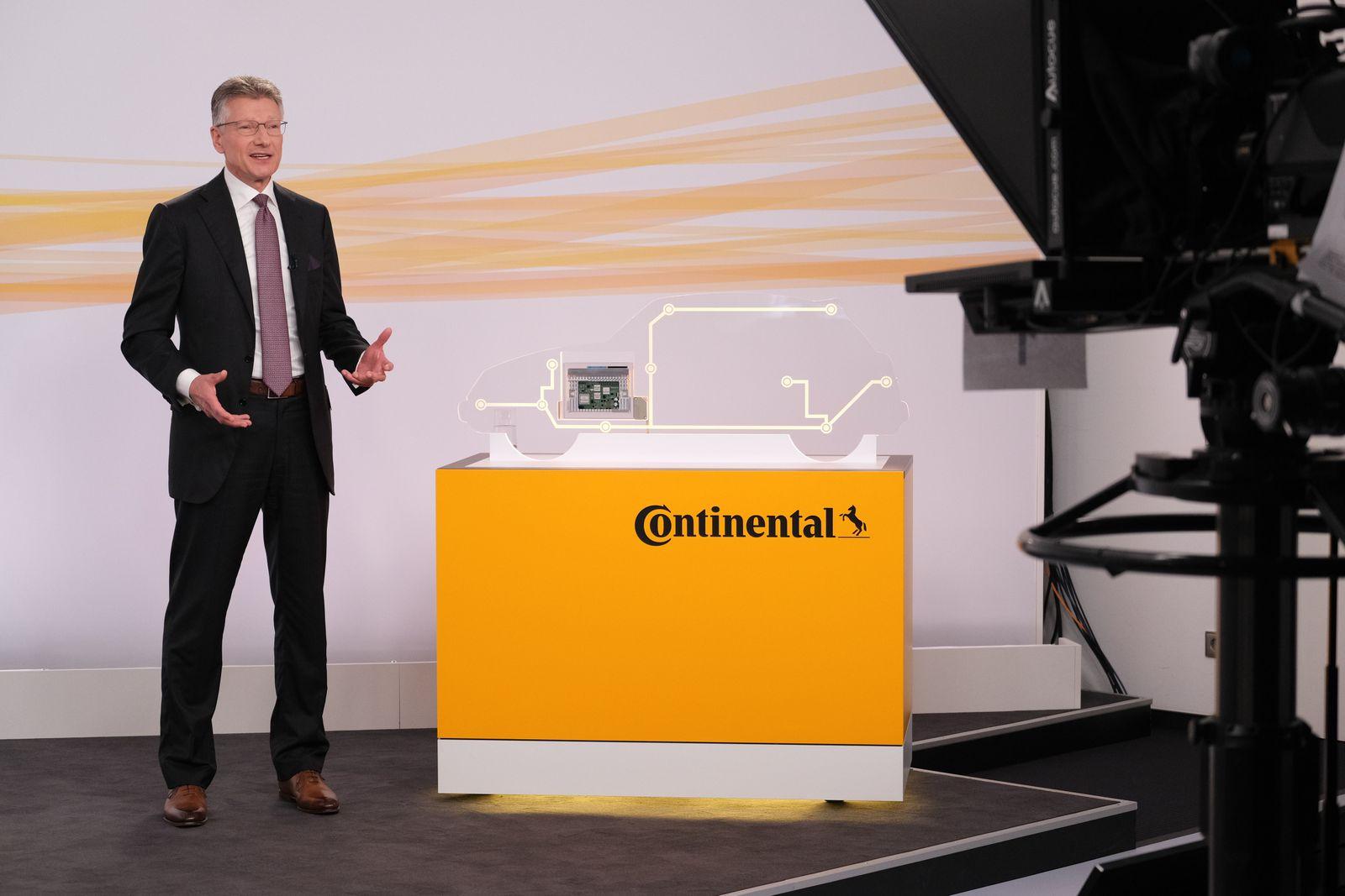 Continental Hauptversammlung 2020 / Dr. Elmar Degenhart