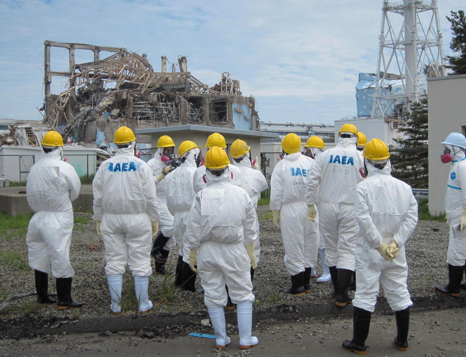 Tepco / Japan / IAEA