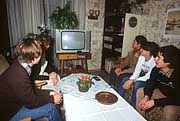 TV-Abend: Wer alles in einem Haushalt lebt, ist bei der steuerrechtlichen Würdigung von Unterhaltsleistungen nicht unerheblich