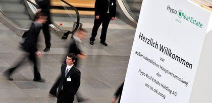 HRE-Hauptversammlung: Ein Schritt weiter auf dem Weg zur Staatsbank