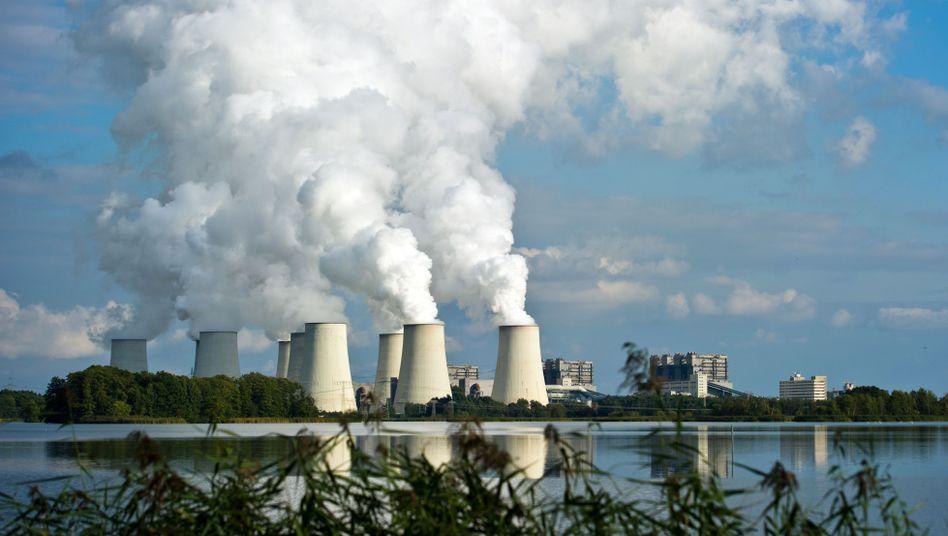 Braunkohlekraftwerk von Vattenfall in Brandenburg: Kapazitäten werden weiter zurückgefahren