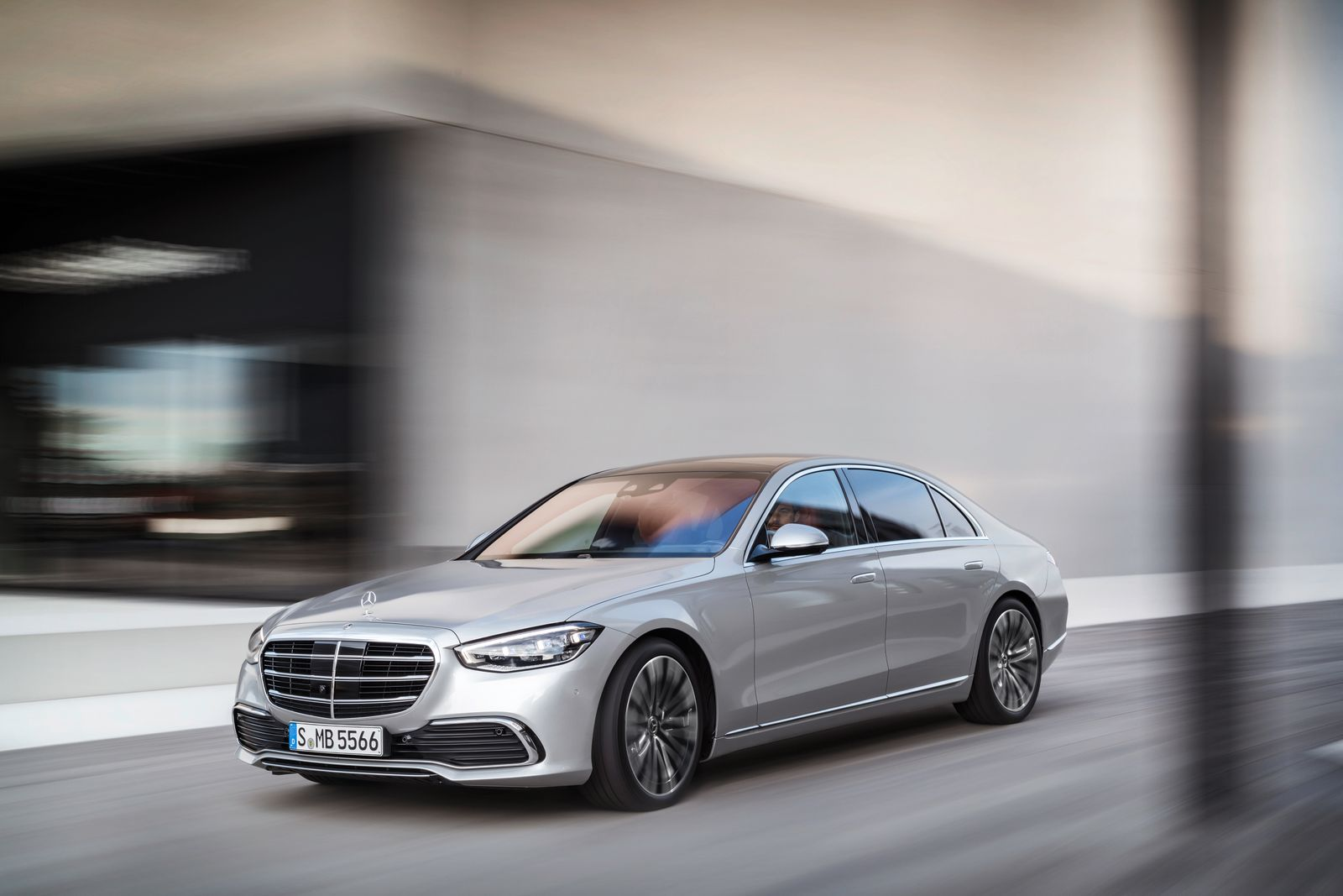 Mercedes-Benz S-Klasse, V 223, 2020 Mercedes-Benz S-Class, V 223, 2020