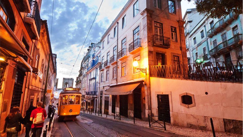 Geld für Lissabon: Portugal erhält weitere Milliarden aus dem bereits vereinbarten Hilfspaket
