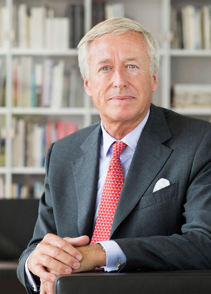 Franz Markus Haniel: Dem Chefaufseher der Familien-Holding soll ...
