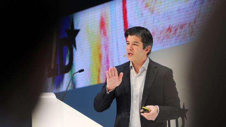 Fahrdienst im Größenwahn: Wie Uber zum meistgehassten Startup wurde