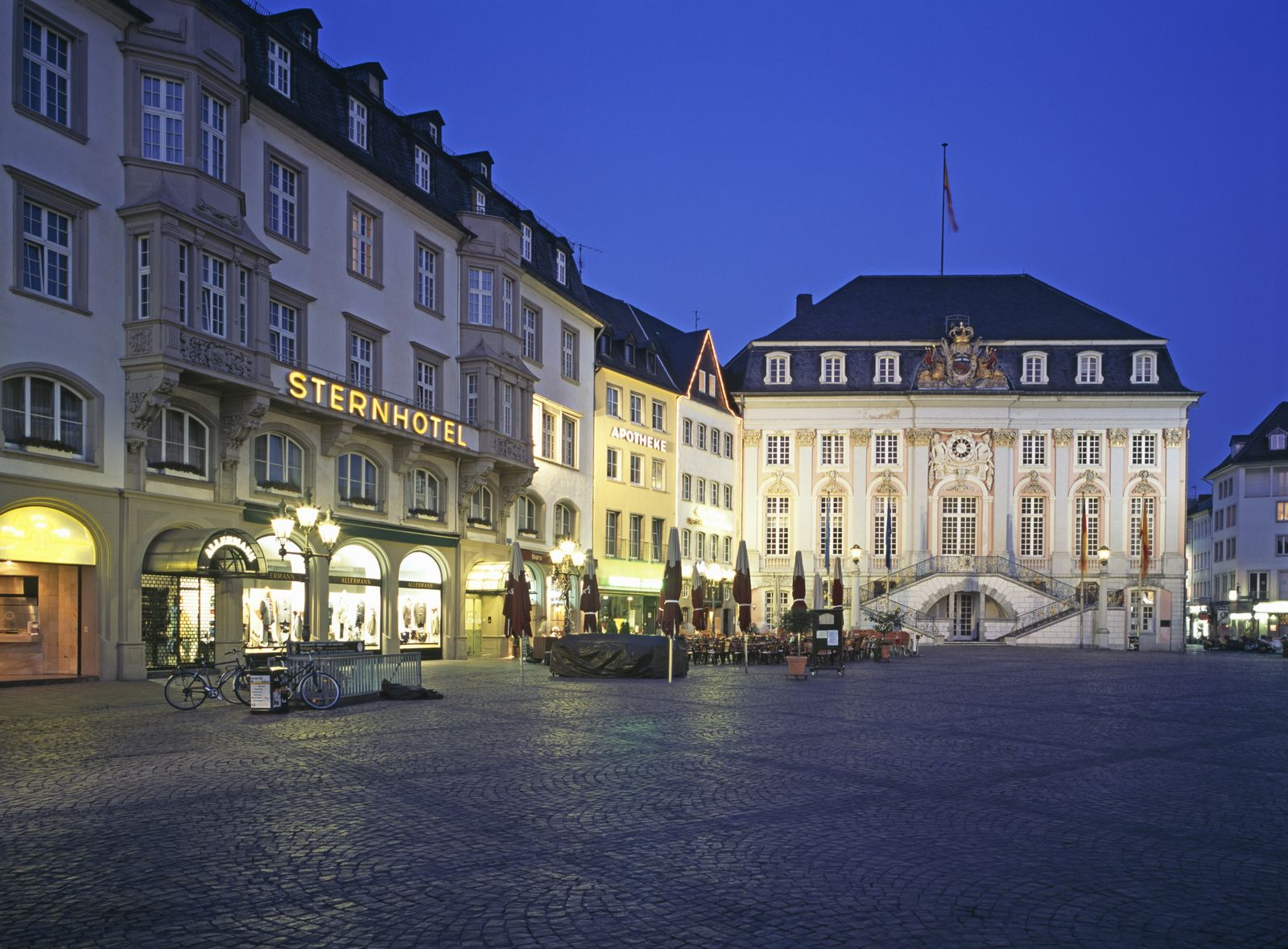 NICHT MEHR VERWENDEN! - Bonn / Innenstadt