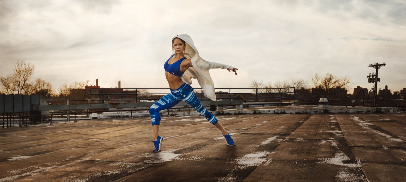 Under Armour, Ballerina Misty Copeland