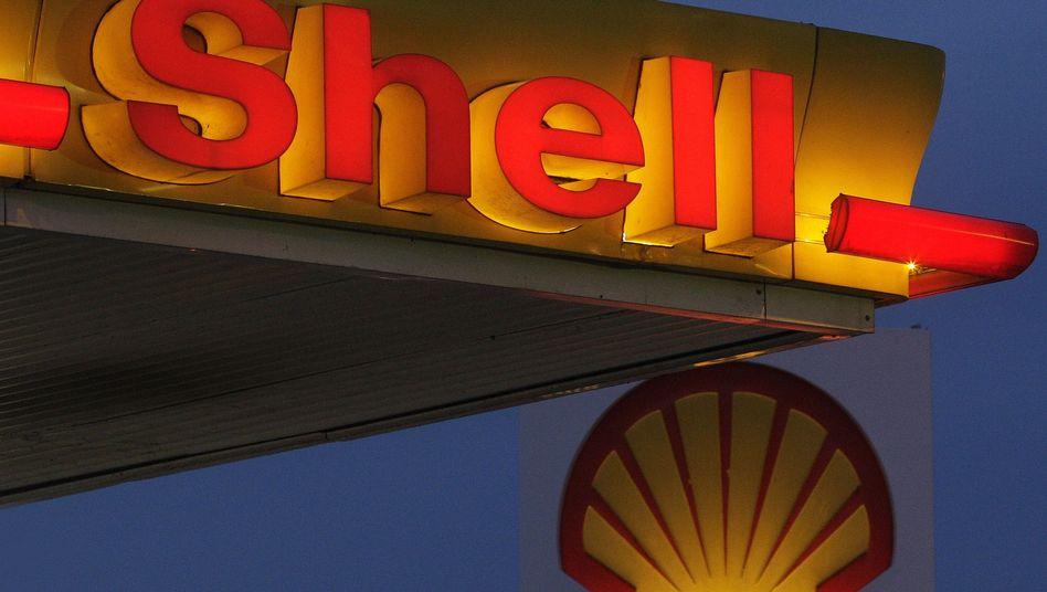 Weg aus Europa: Shell schichtet Gelder in die USA um
