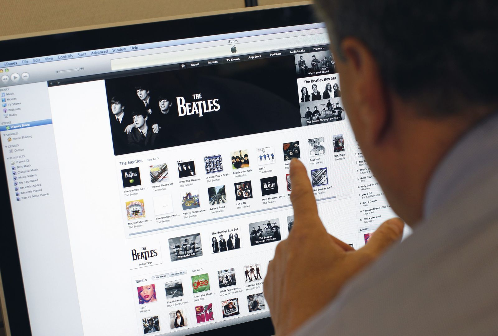 iTunes / Music / Apple
