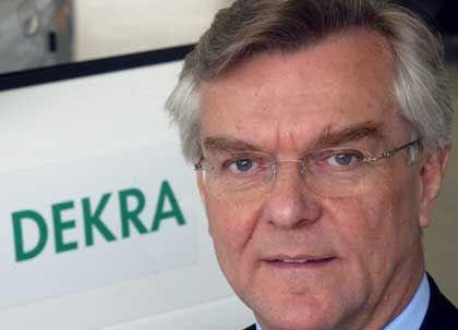 Frustrierter Vorsitzender: Uwe Loos