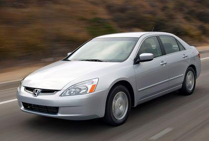Honda Accord Hybrid: Das Hybridmodell verbraucht 40 Prozent weniger als der Honda Civic