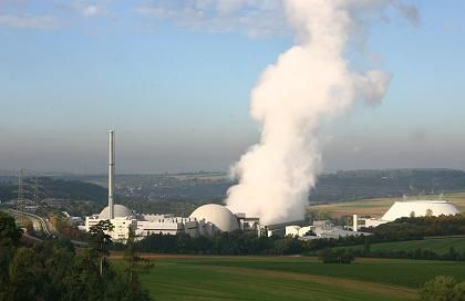 Atomkraftwerk Neckarwestheim: Klage gegen Sigmar Gabriels Ressort