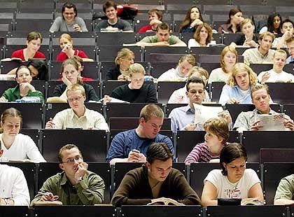 Erst studieren - und dann?