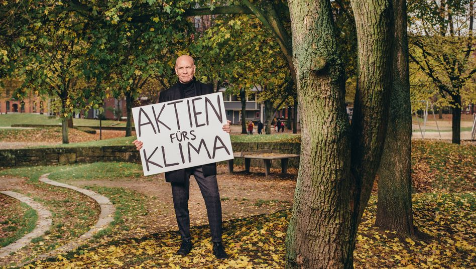 Aktivist: Securvita-Gründer Thomas Martens liefert mit dem Natur-Aktien-Index nachhaltige Investitionsmöglichkeiten