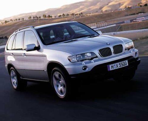 Erfolgreiches Nischenmodell: der BMW X5