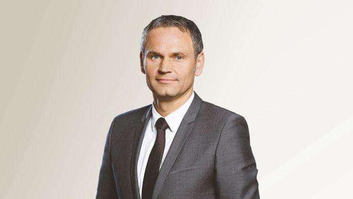 Porsche-CEO Oliver Blume baut den Sportwagenhersteller zum Elektro-Angreifer um