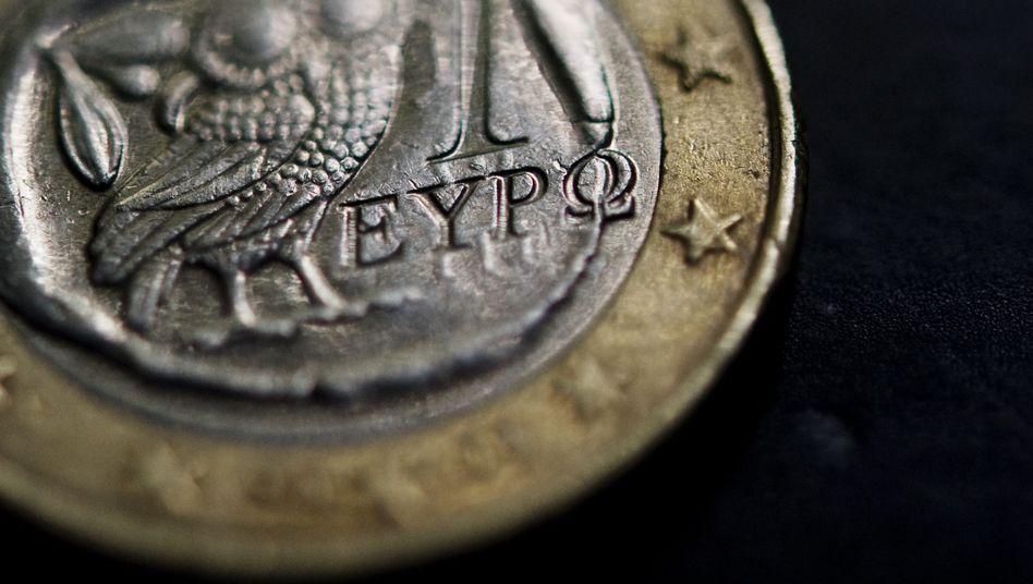 """Griechischer Euro: """"Alle G8-Mitgliedstaaten wollen, dass Griechenland in der Euro-Zone bleibt"""""""