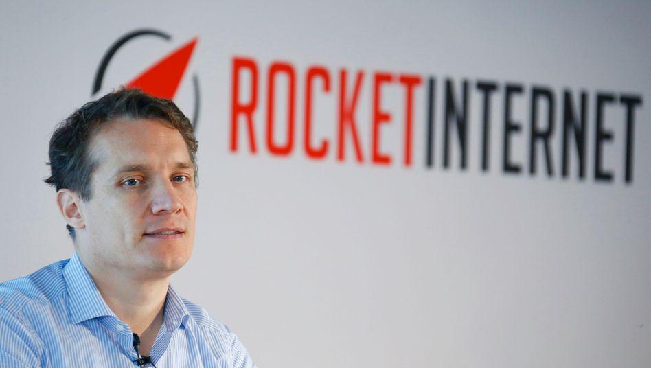 Frisches Kapital: Rocket-Internet-Chef Oliver Samwer hat für den asiatischen Onlinehändler Lazada zusätzliches Kapital bereitgestellt