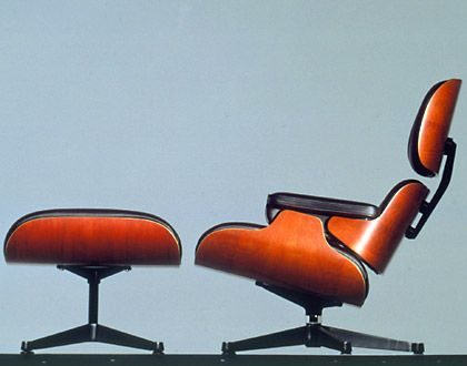 "Charles Eames: Der Möbelklassiker ""Lounge Chair"""
