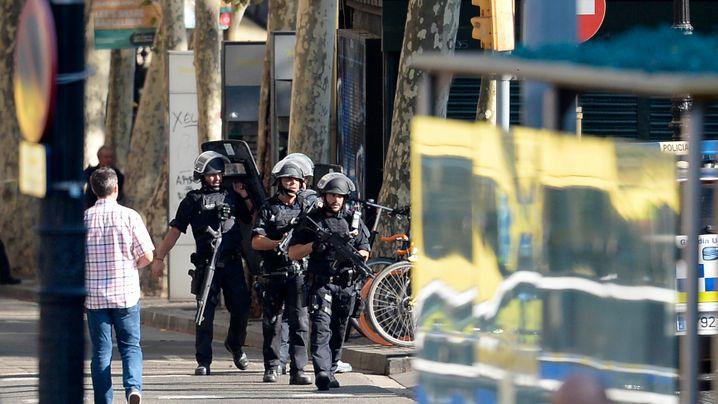 Barcelona: Anschlag auf Las Ramblas