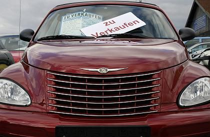 Chrysler: Alle Optionen offen