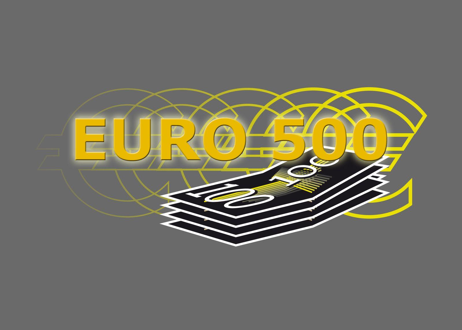 GRAFIK EURO 500 / 2012