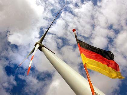 Windräder in Deutschland: Den größten Teil vom Kuchen