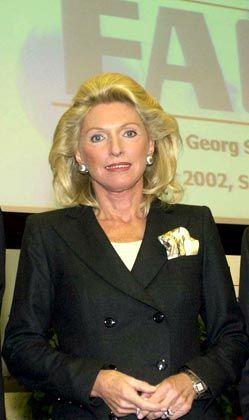 Intensive Bemühungen:Maria-Elisabeth Schaeffler verteidigt ihre Bitte nach staatlicher Unterstützung erstmals öffentlich