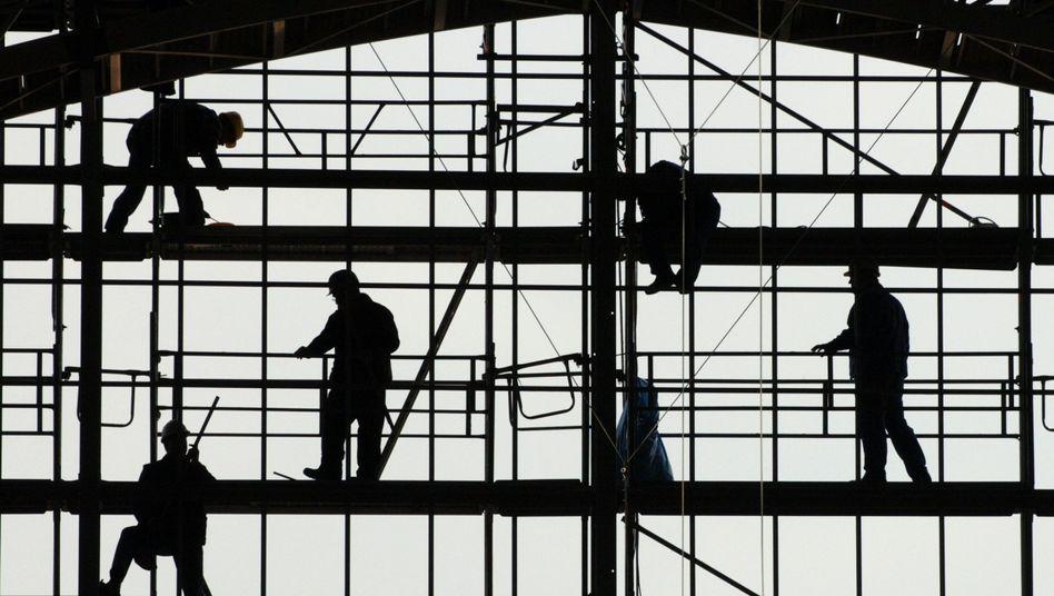 Bauindustrie: Eine der weiterhin vergleichsweise robusten Branchen hierzulande