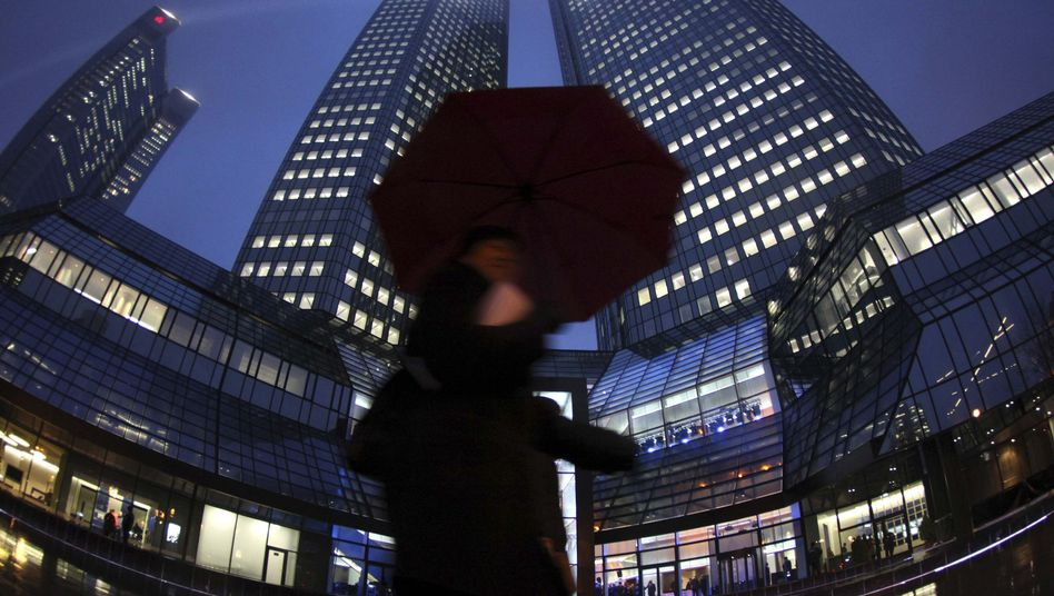 """Deutsche-Bank-Türme in Frankfurt am Main: """"Klage der USA entbehrt jeder Grundlage"""""""