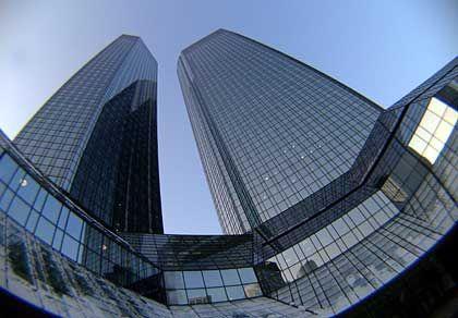 Zentrale der Deutschen Bank:NeueRäte zur nächsten Hauptversammlung