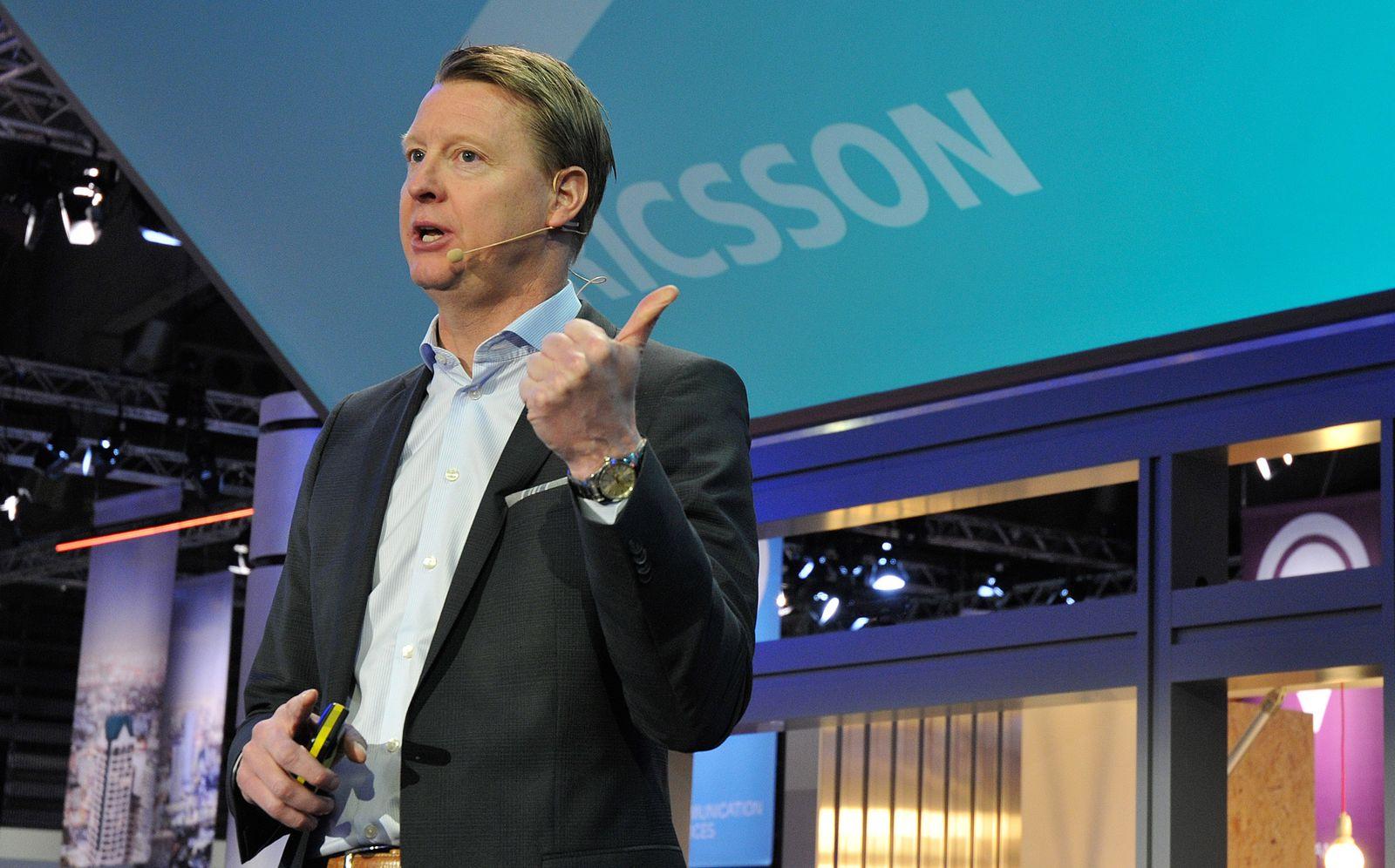Mobile World Congress - Hans Vestberg
