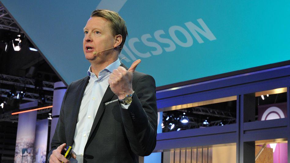 Hans Vestberg (Bild Archiv) leitete einst den schwedischen Netzwerausrüster Ericsson. Bei Verizon war er in ähnlicher Funktion tätig und steigt jetzt zum Vorstandschef auf