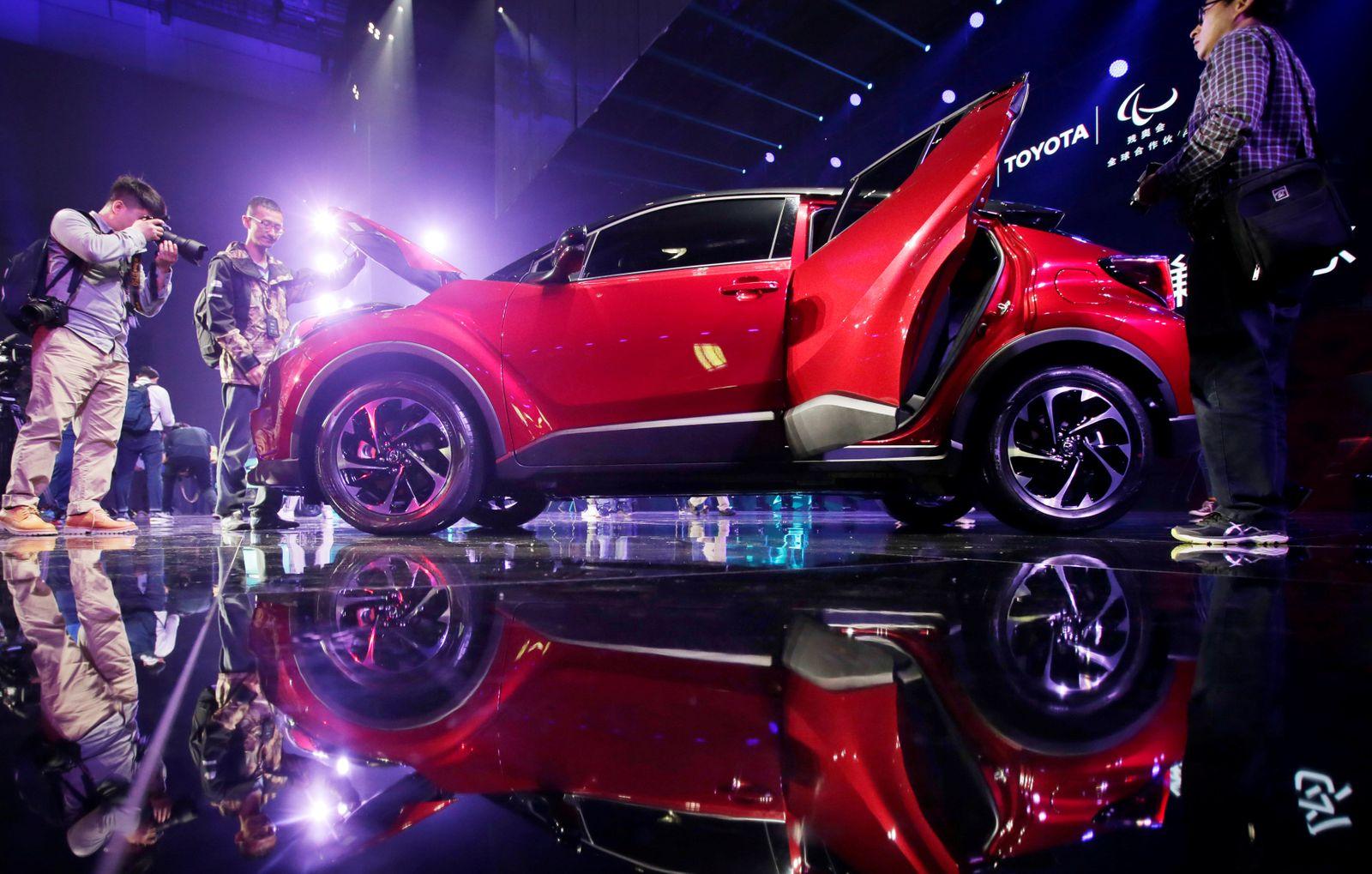 China Auto / Toyota