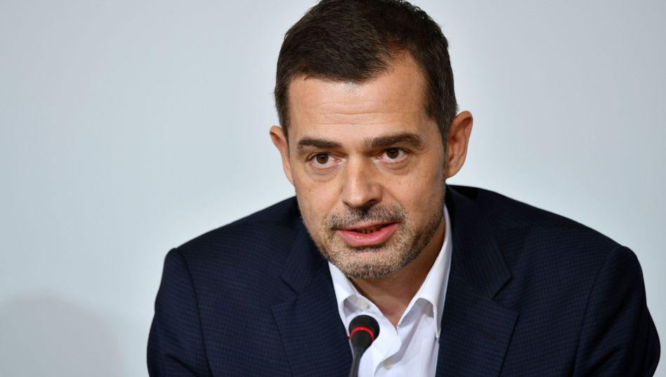 Abschied im Mai: CDU-Landeschef Mike Mohring
