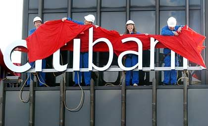 Citibank: Interessantes Investment trotz Anleihenskandal