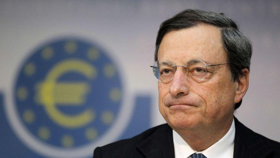 EZB-Präsident Draghi: Der Zins bleibt auf Rekordtief - doch wie geht es mit Italien und möglichen Anleihekäufen weiter?